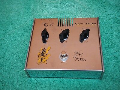 VOX CoolTron Big Ben over drive CT-02OD made in Japan
