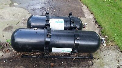 lot of 18 CNG Tanks reduced to $1500