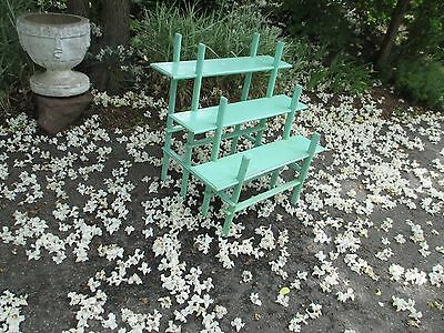 ARTS and CRAFTS garden PLANT STAND rare unusual DELIVERY AVAILABLE pre-owned