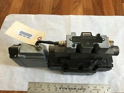 Parker D41Fhb32F4Nb0048,d1Fve50Bcvlb35 Hydraulic Directional Control Valve,boxaw