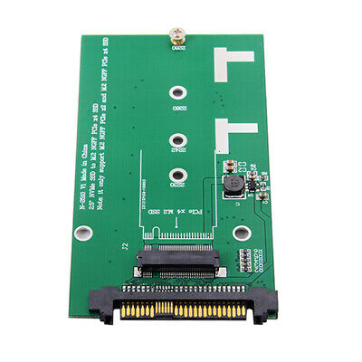 Cablecc SFF-8639 NVME U.2 to NGFF M.2 M-key PCIe SSD Adapter for Intel SSD 750