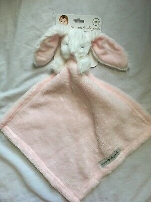 Blankets & Beyond Security Baby Blanket & Pink Rabbit Girls Gift Shower Soft
