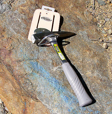rock pick hammer with holder