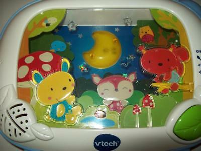 Vtech Lil' Critters Soothe & Surprise Light Crib Soother w/Instructions