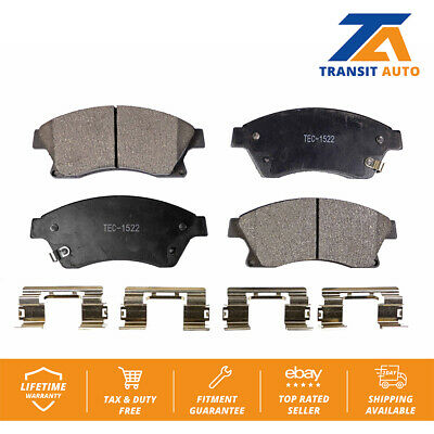 Disc Brake Pad Set-Stop Ceramic Brake Pad Front Bendix SBC1522