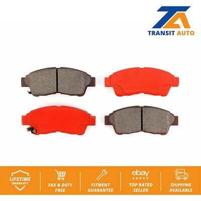 Satisfied CL614 *NEW* Front Semi Metallic  Disc Brake Pads with Shims