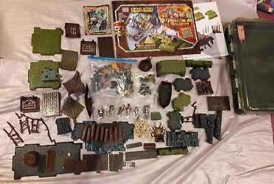Mega Bloks Pirates Of The Caribbean Dead Man's Movie Collectors Trilogy 1022