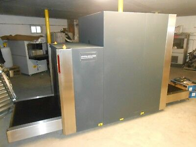 Smiths Detection HS 100100t  Baggage  Parcel Inspection X-Ray scanner 100100v