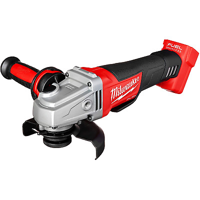 """Milwaukee Fuel M18 18V Cordless Grinder 5"""" 125Mm  M18Cag125Xpd-0 2780-20"""