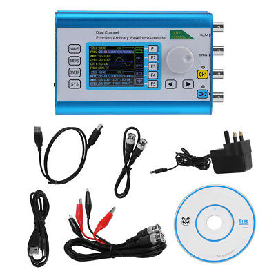 FY2300H Function Waveform Generator Dual Channel 250MSa/s Frequency Signal MP