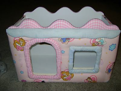 NEW Disney Store PRINCESS Bed for AMERICAN GIRL Dolls
