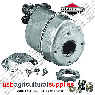 Genuine Briggs Muffler Exhaust 493288 Bs493288 - Next Day Delivery