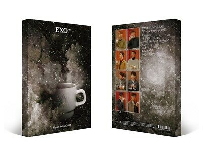 EXO - Universe (2017 WINTER SPECIAL ALBUM) KOREA CD *SEALED* BOOKLET / CARD