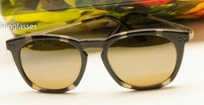 NEW Maui Jim Holoholo Tortoise / HCL Bronze Polarized Sunglasses Womens Unisex