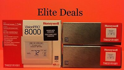 Sale!!! New Honeywell VisionPro 8000 TH8321R1001 w/Redlink Technology