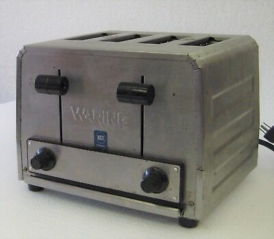 Waring Wct820 Commercial Heavy Duty Bagel Toaster
