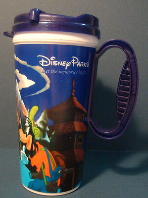 Walt Disney World Parks Let The Memories Begin Mt. Everest Drink Cup Mug