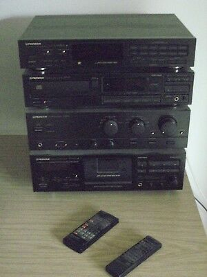 technics set verst rker su 810 tuner st g780l kassette. Black Bedroom Furniture Sets. Home Design Ideas