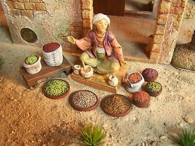 """Spice Sellers Accessories Can Be Used With 5"""" Fontanini"""