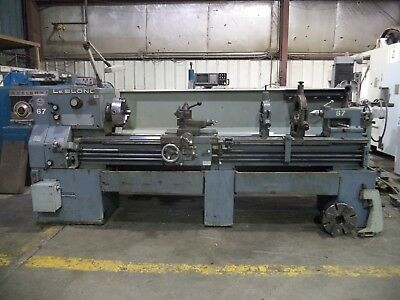 "LeBlond Regal w/ Servo-Shift, 19"" X 78"" Geared Head Engine Lathe, Well Tooled"