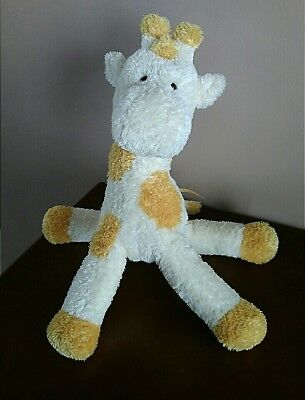 "Douglas BABY CUDDLE GIRAFFE 12"" Lovey~ Plush Toy Excellent Clean Stuffed Animal"