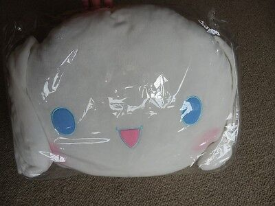 Cinnamoroll Huge 18 x 14 x 6 inch pillow Cinnamon plush RARE plushie Sanrio NEW