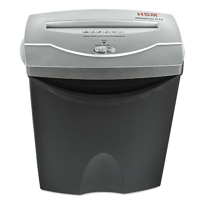 New StripCut 10 Sheets 4.7Gal Paper Clips Staples Quiet LED Shredder Office Home
