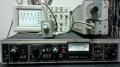Precision Lock-in Amplifier 2Hz-100kHz  TESTED OK 1uV sensitivity Differential