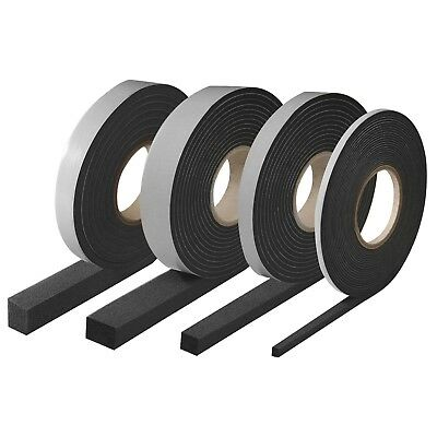 2x Roll Illbruck TP600 Compriband 600 Anthracite 30//17-32 Expanding sealing tape