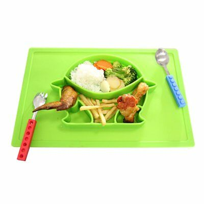 Wee me Penguin Silicone Suction Placemat for Children, Kids or Toddlers, Babies