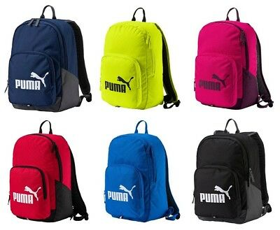 Puma Backpack Sports Bag School Gym Bags Travel Rucksack Football Training