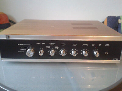 DUAL CT 1740 Verstärker High End Recevier Synthesizer ...