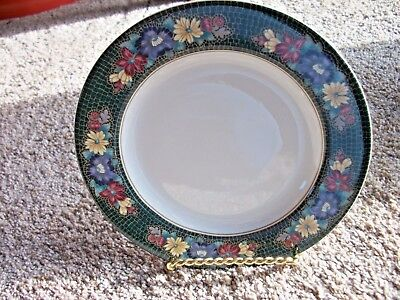 "SANGO PALLAZO #4833 SALAD PLATE 7 3/4""  More available in same pattern  VGUC"
