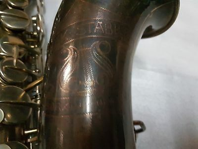 50's DICK STABLE ALT / ALTO SAX / SAXOPHONE - made in USA by MARTIN