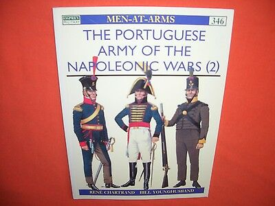 Osprey Men at Arms 346, The PORTUGUESE ARMY of the Napoleonic Wars (2)