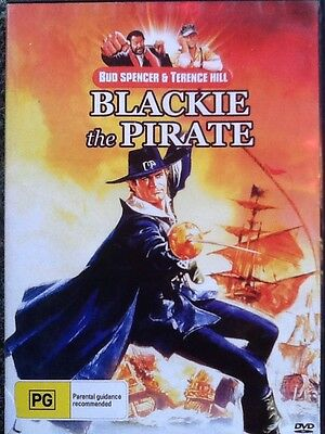 Blackie the pirate -  Bud Spencer/Terence Hill #503