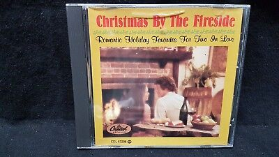 Christmas By The Fireside by Various Artists (CD, Nov-1995, EMI-Capitol S