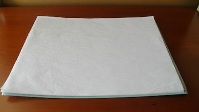 50 sheets Archival acid free tissue paper 20x15 inches