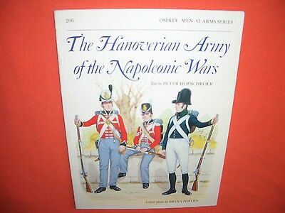 Osprey Men at Arms 206, The HANOVERIAN Army of the Napoleonic Wars