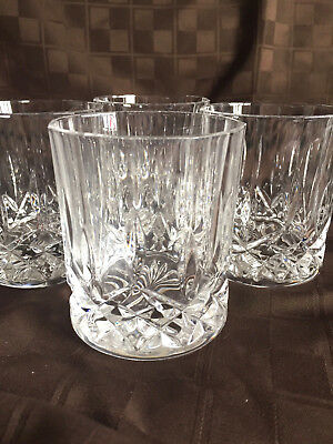 Rcr opera crystal double old fashioned glass 88