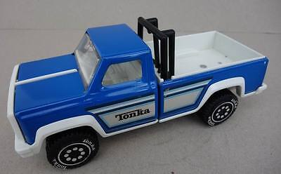 1970s Vintage Tonka Corp. USA Geländewagen Pick UP JEEP Tin Steel Toy Car