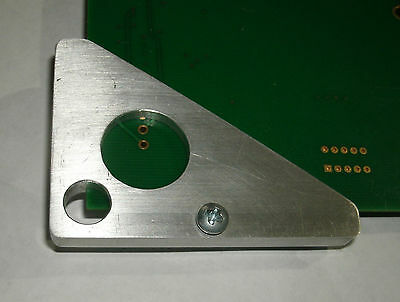 Corner Center Zero Edge Finder CNC EF3x2 for non-metalic or irregular shapes USA