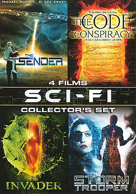Sci-Fi Thrillers Collectors Set (DVD, 2010) 4 films