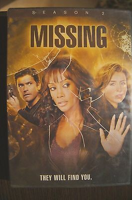 Missing / Season 2 / Brand New / More Than 13 Hours / Best E-Bay Price!!!!!!!!!!