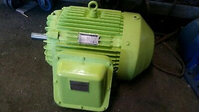 20 Hp electric motor 1200 rpm explosion proof 286T frame can ship, make offer