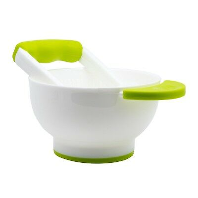 Annabel Karmel by NUK Baby Food Masher and Bowl New