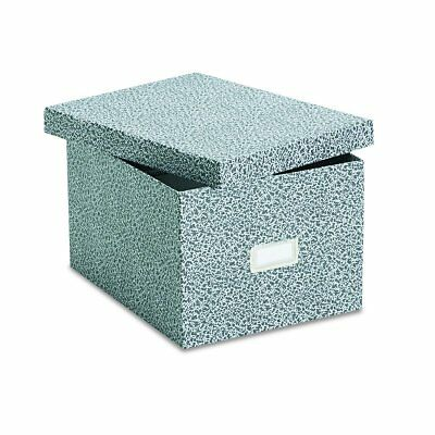 Oxford Reinforced Board Card File With Lift-off Cover  (Holds 1200 6 X 9 Cards)