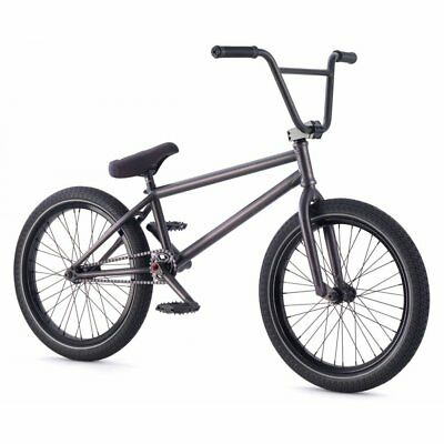 "We The People ""Wtp"" New Bmx Bike Frame Set Only! Model Envy 20 Black / 20.6Tt"