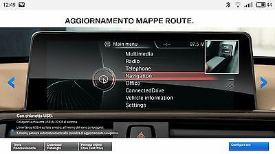 (NEW) Bmw Road Map Europa 2018-1 Route + One Time FSC (Download)
