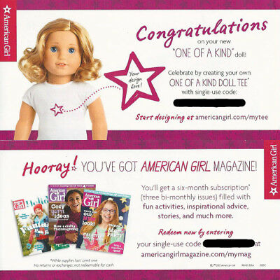 american girl doll coupon 20 off when you spend 100 or more on